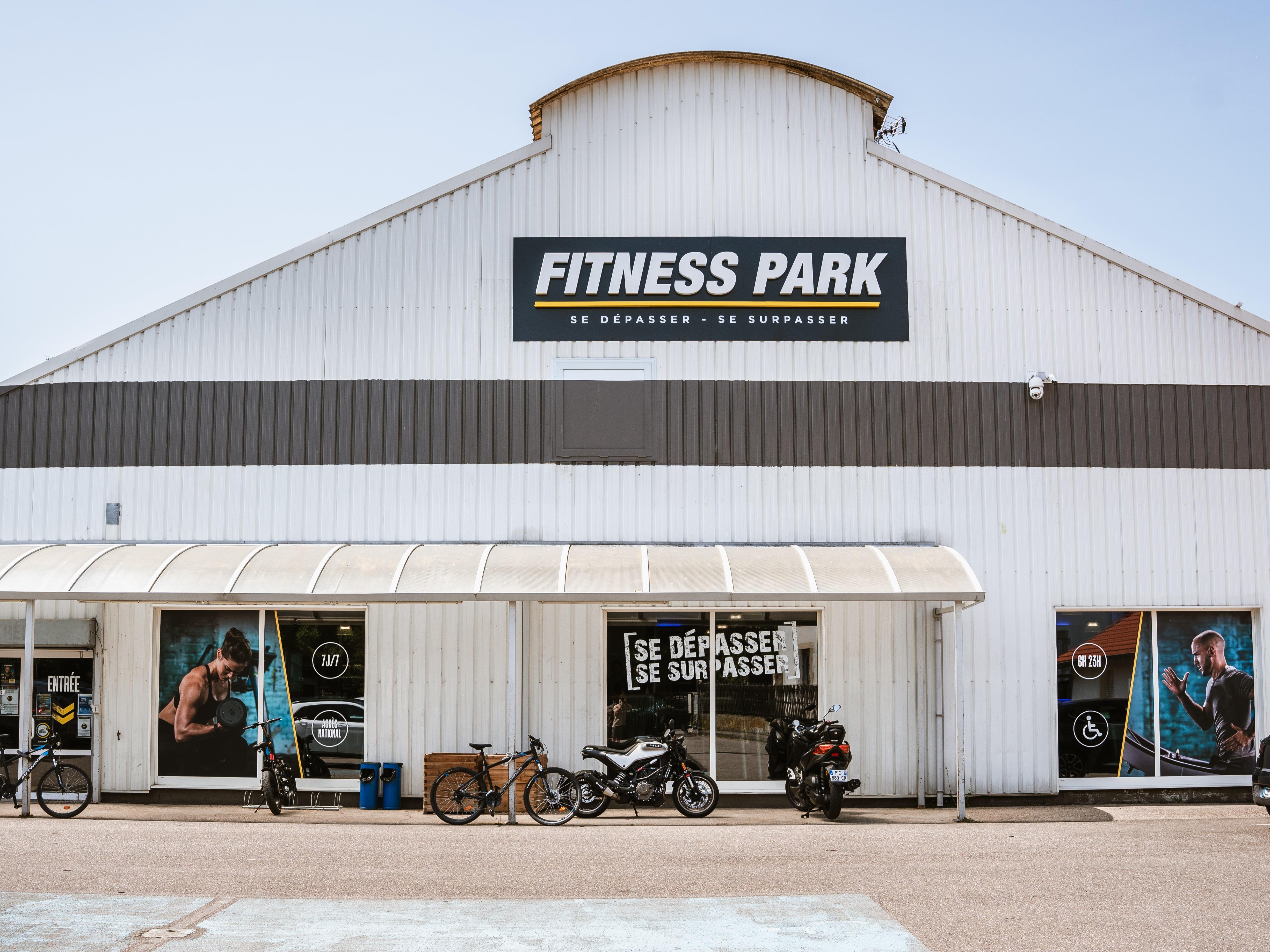 Fitness Park Nancy