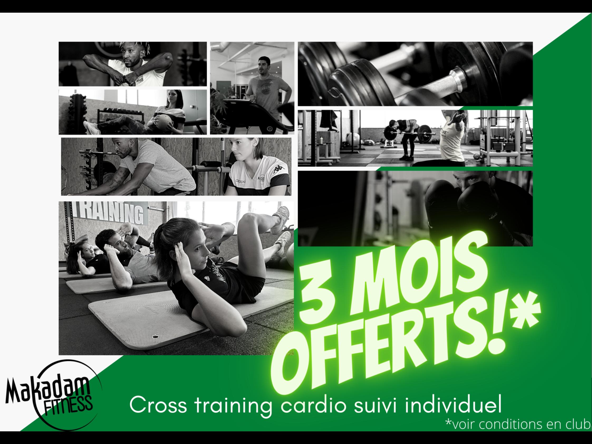 Makadam Fitness Cesson Sévigné