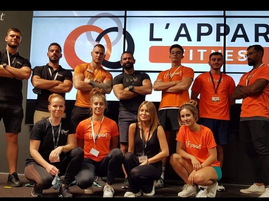 L'Appart Fitness Villefranche