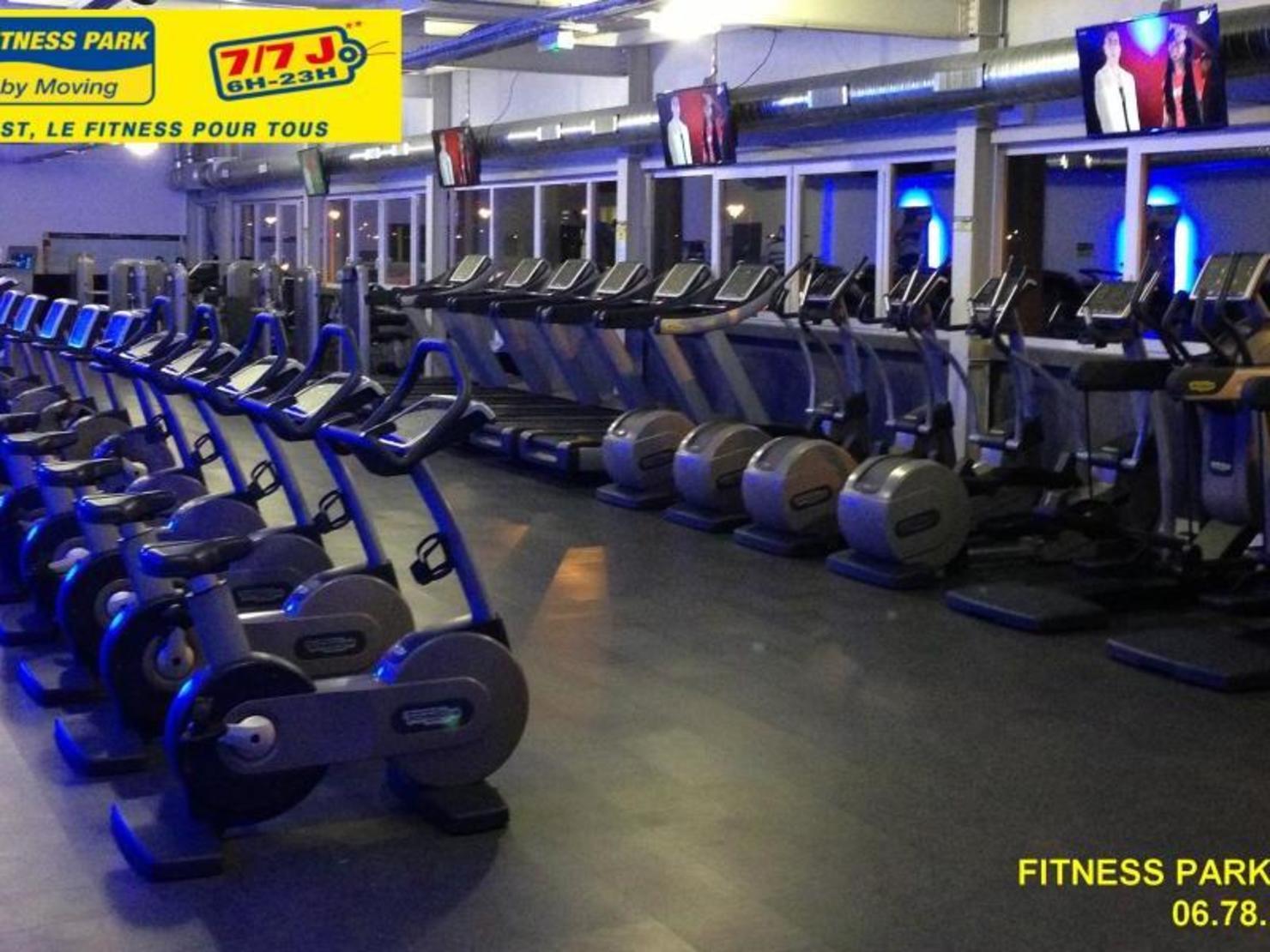Fitness Park Chambourcy-0
