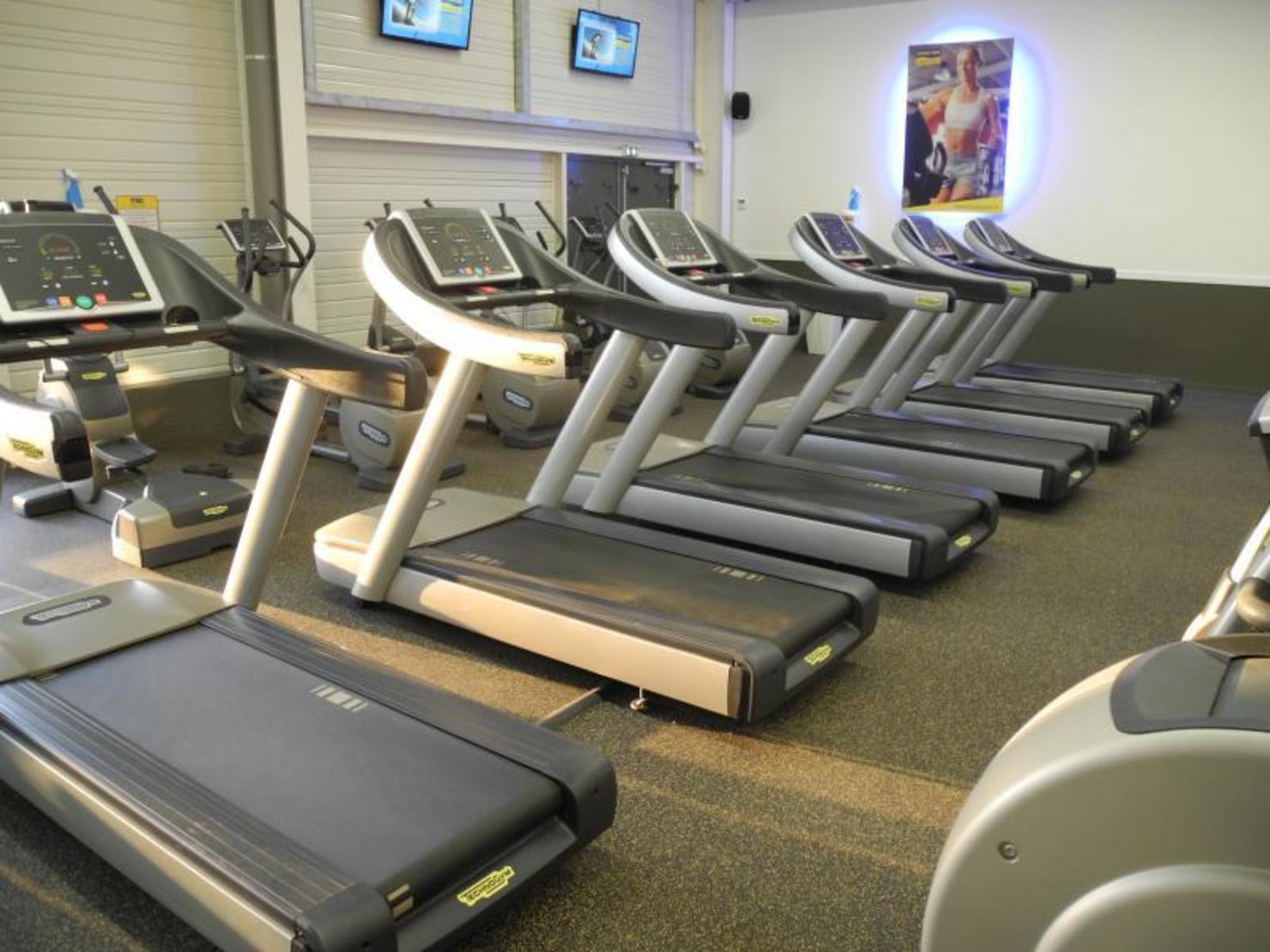 Fitness Park Villeneuve-la-Garenne - Qwartz-0