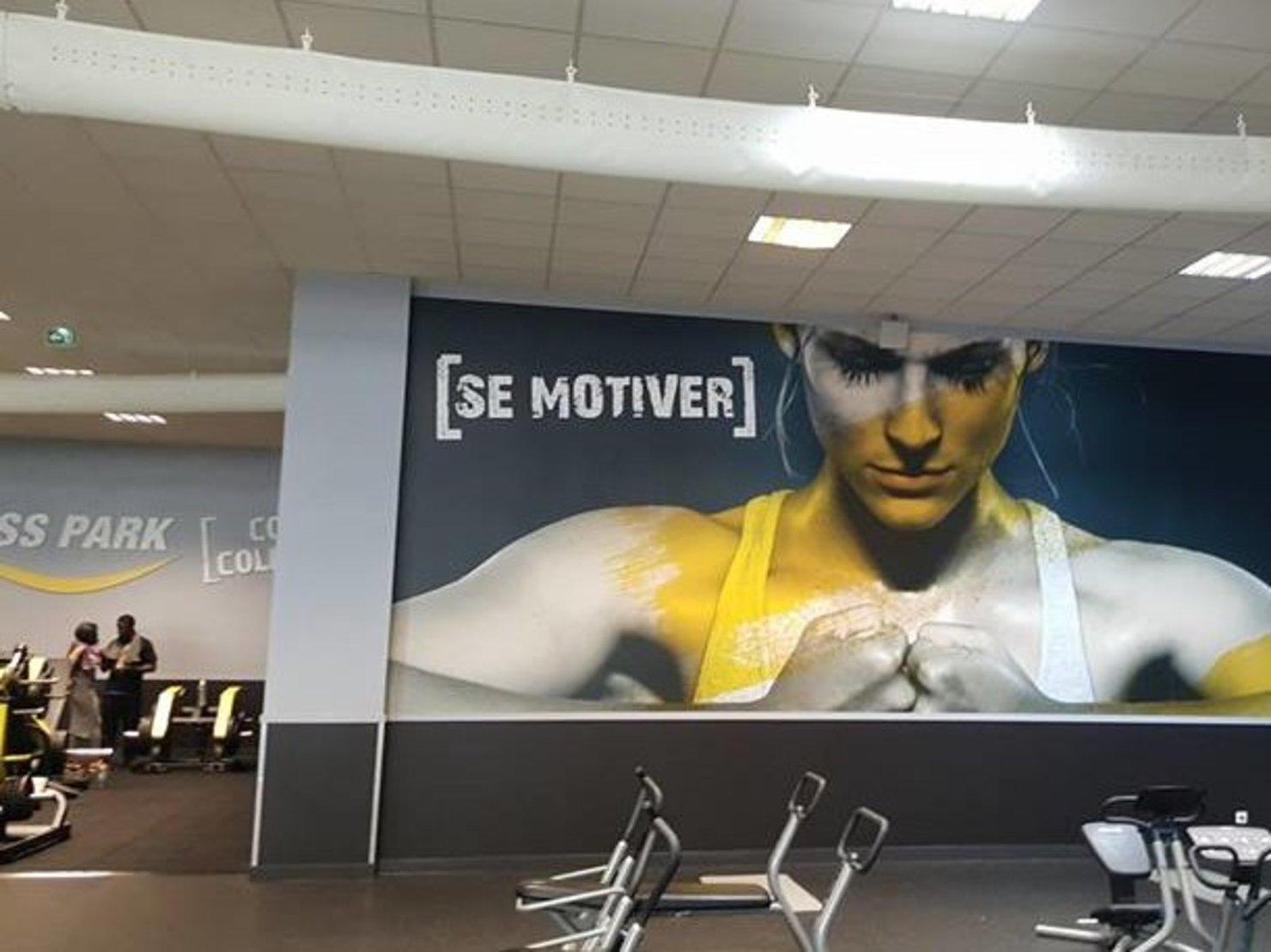 Fitness Park Stade de France