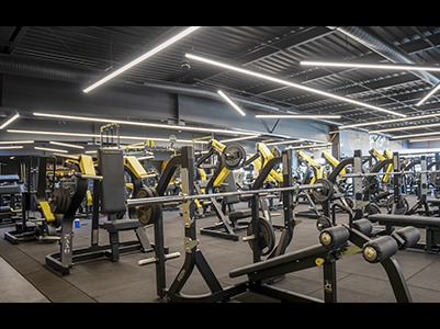 Fitness Park Nice - Halévy