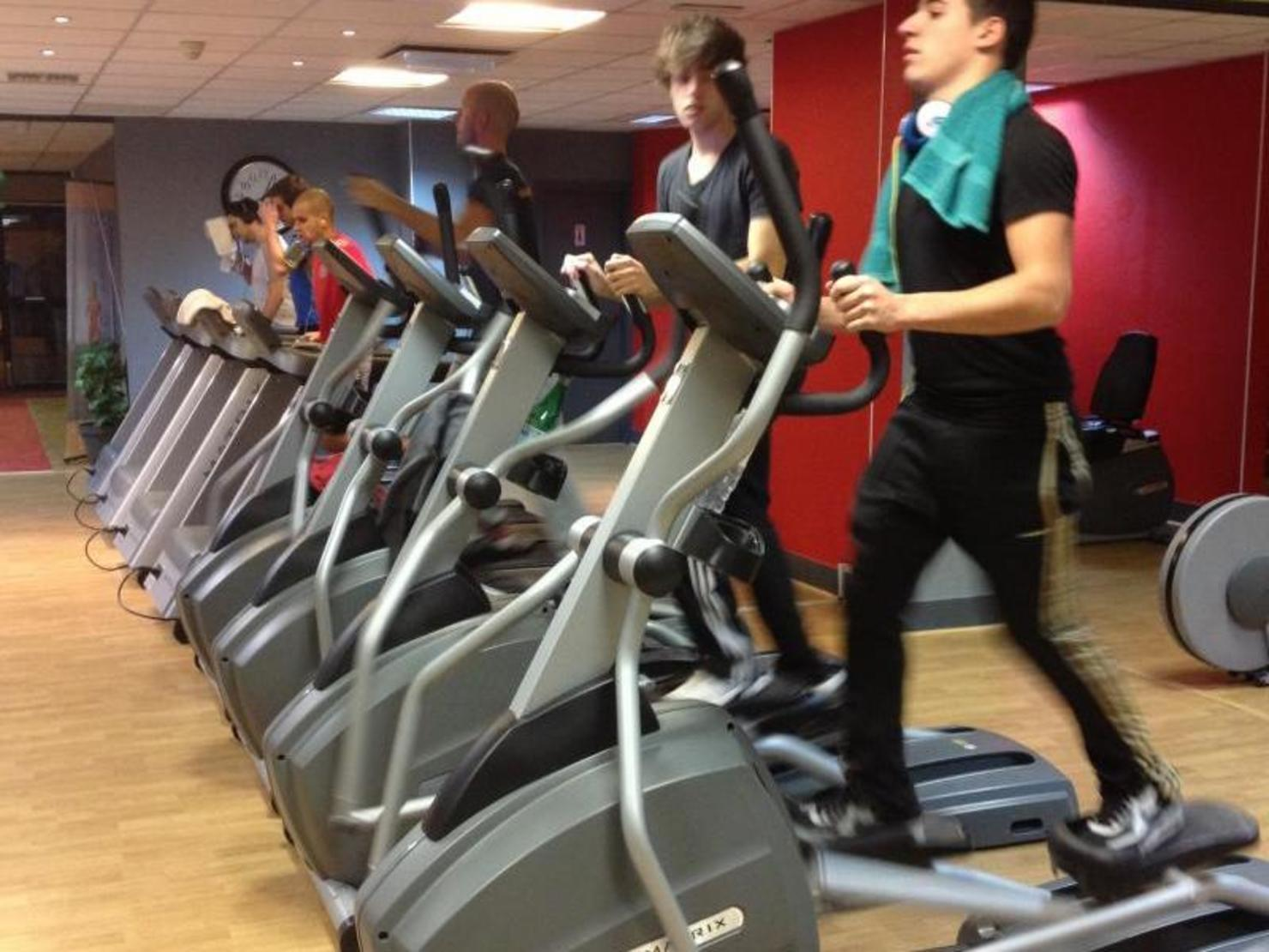Access Fitness Club Courbevoie-0