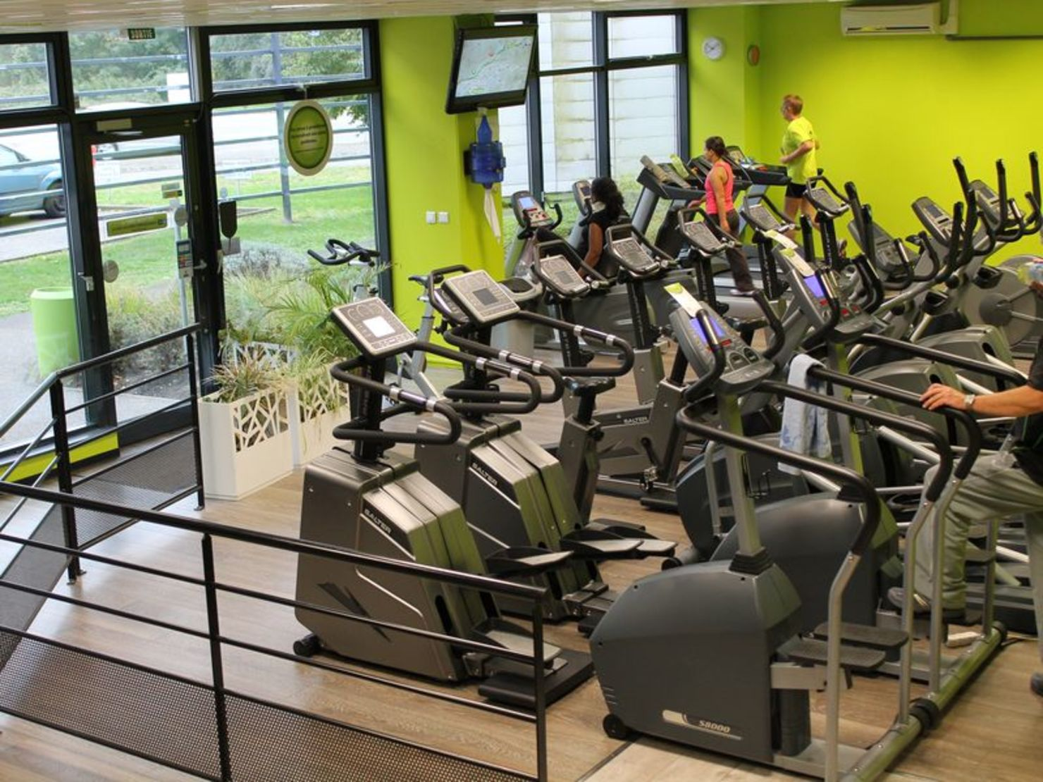 Fitness Club Concept Ostwald-0