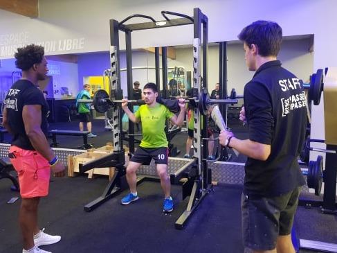 Fitness Park Grenoble