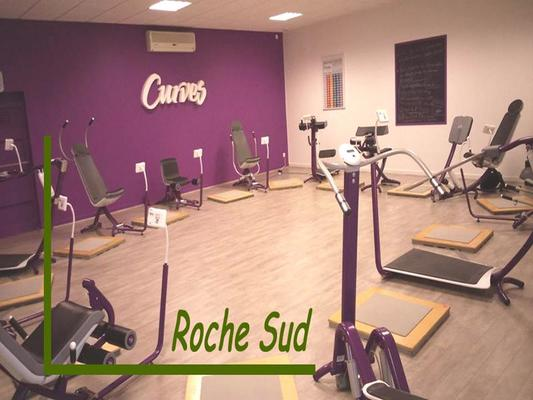 Curves La Roche sur Yon Sud