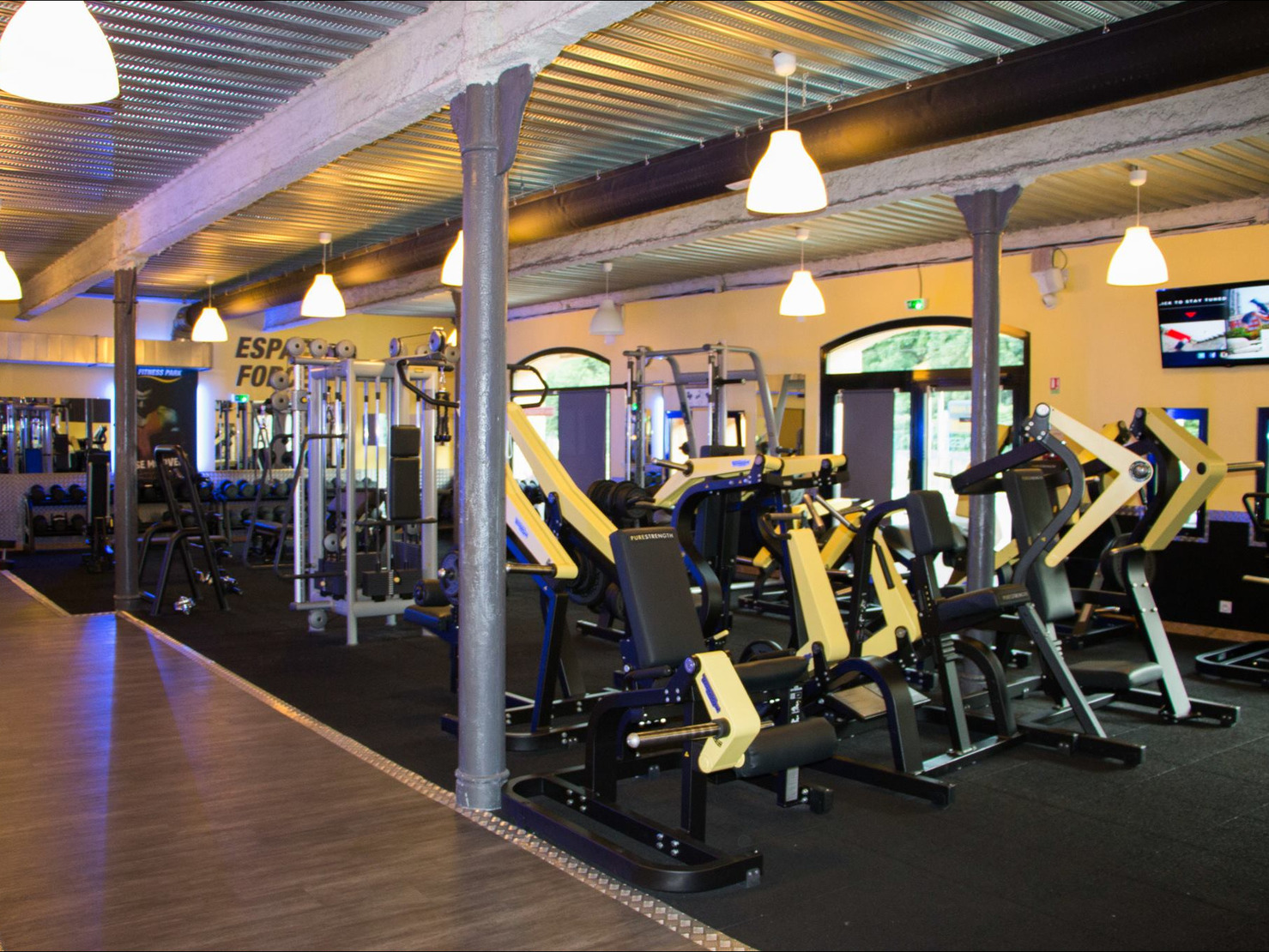 fitness park metz tarifs avis horaires essai gratuit. Black Bedroom Furniture Sets. Home Design Ideas