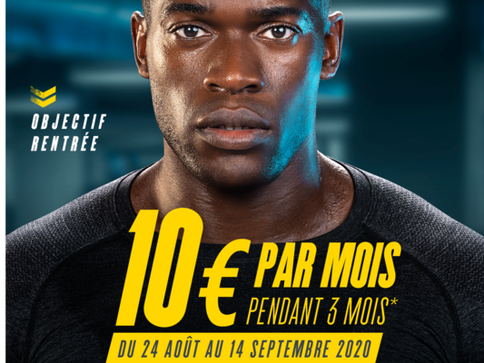 Fitness Park Montreuil