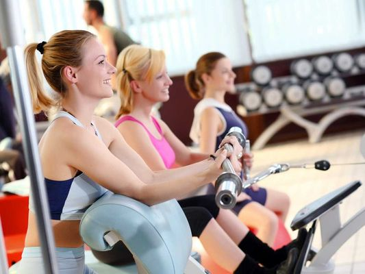 Amplitude Fitness Club