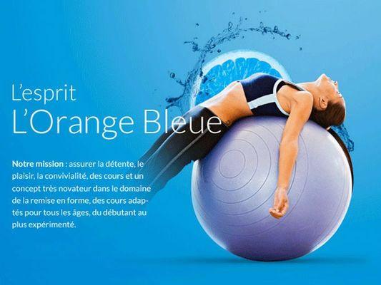 L'Orange bleue Angers Lac de Maine