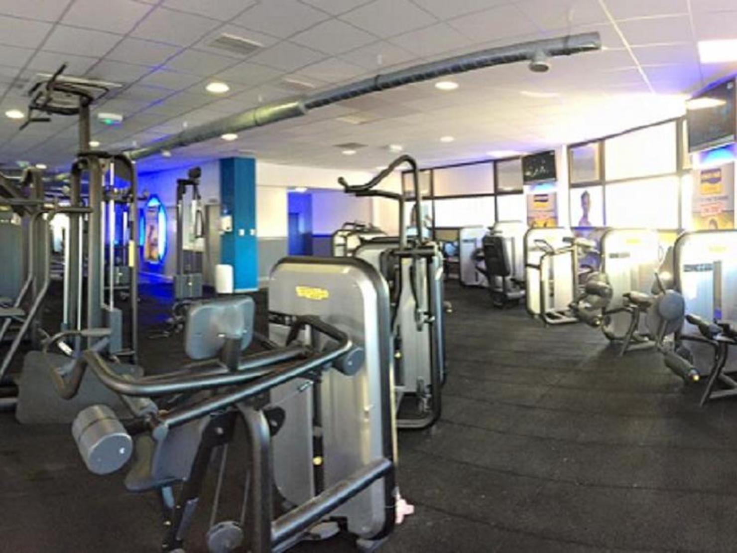Fitness Park Montpellier Odysséum