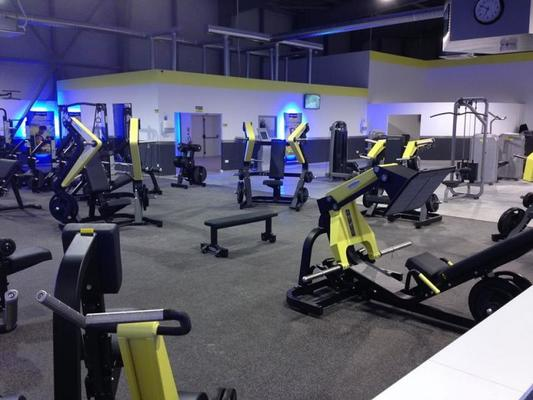 Fitness Park Plan de Campagne