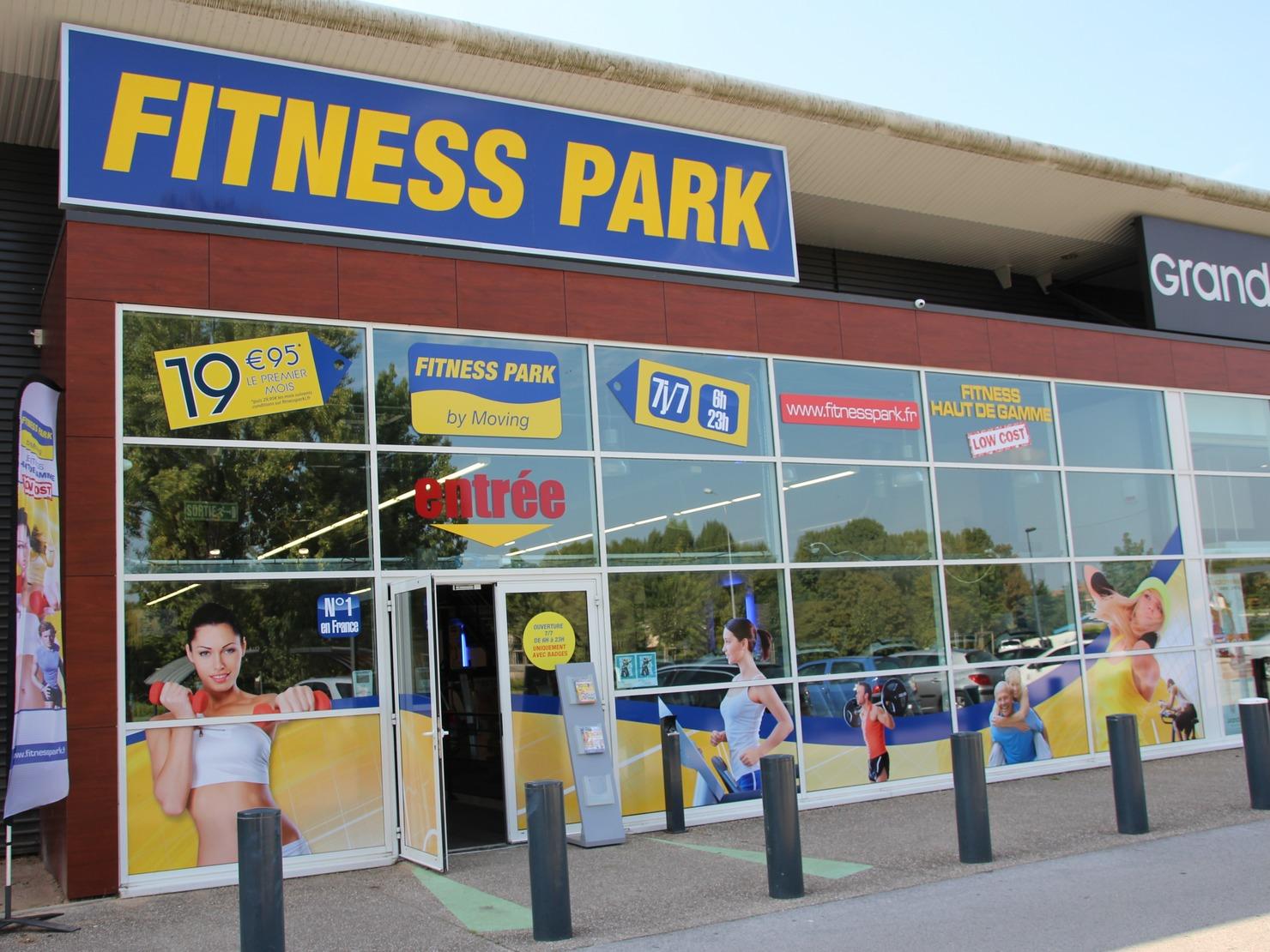 Fitness Park Chalon-0