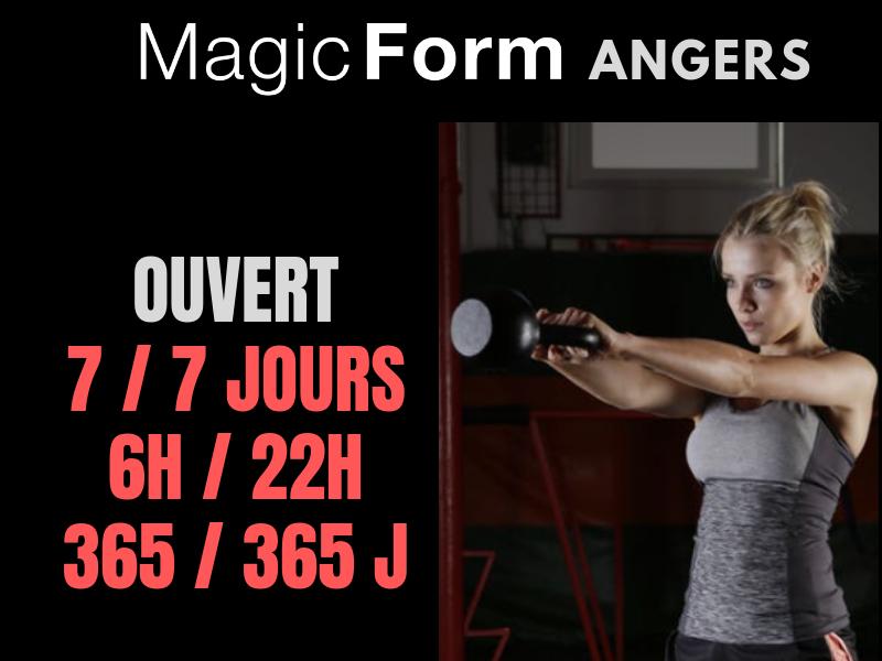 Magic Form Angers