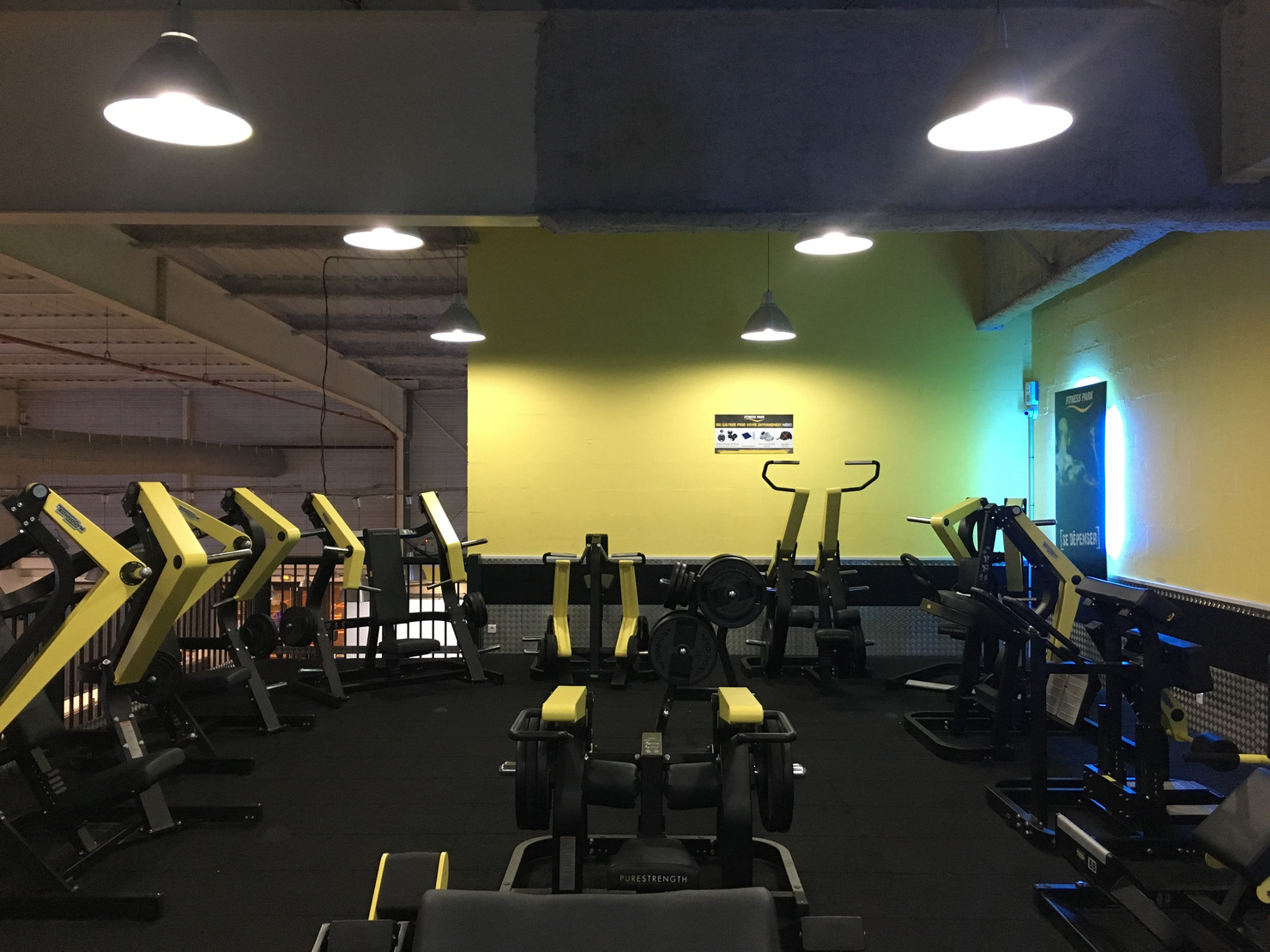 fitness park pontault roissy roissy en brie tarifs avis horaires essai gratuit. Black Bedroom Furniture Sets. Home Design Ideas
