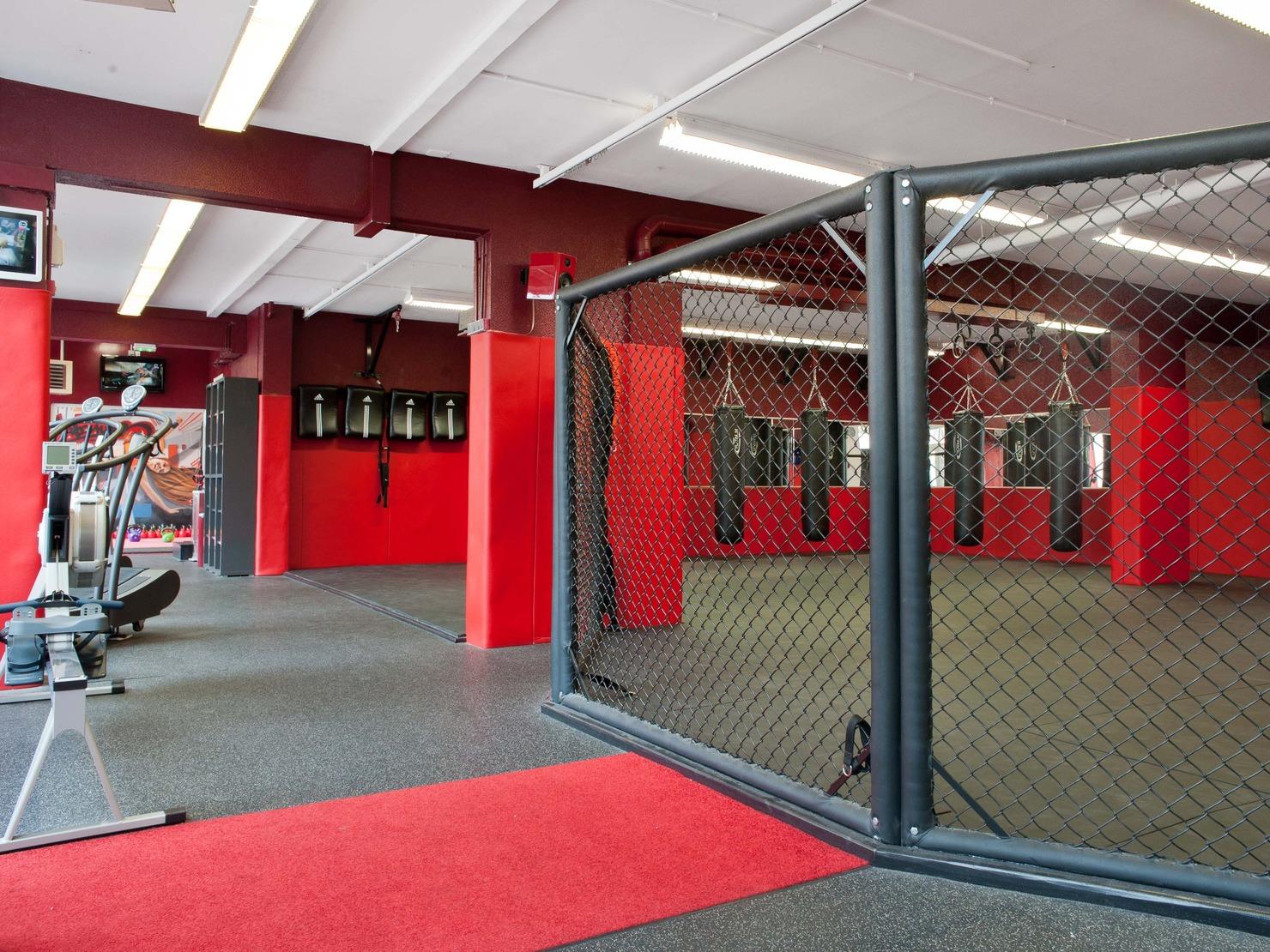 Platinium Hybrid Training Center-0