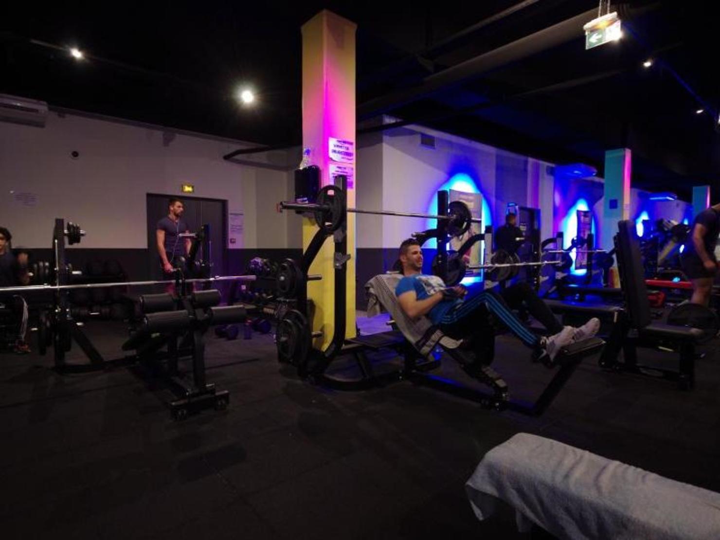 fitness park aix en provence tarifs avis horaires offre d 233 couverte