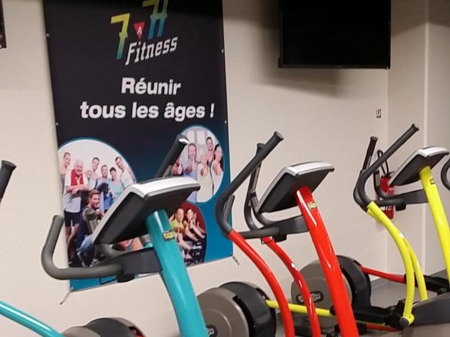 7 à 77 Fitness