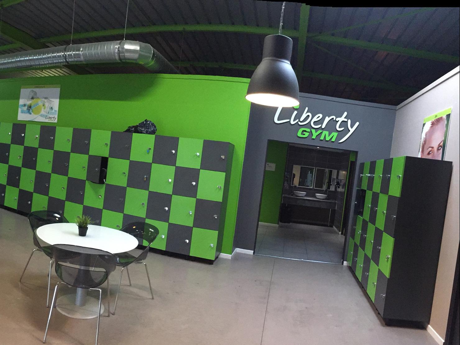 Liberty GYM Besançon Edison
