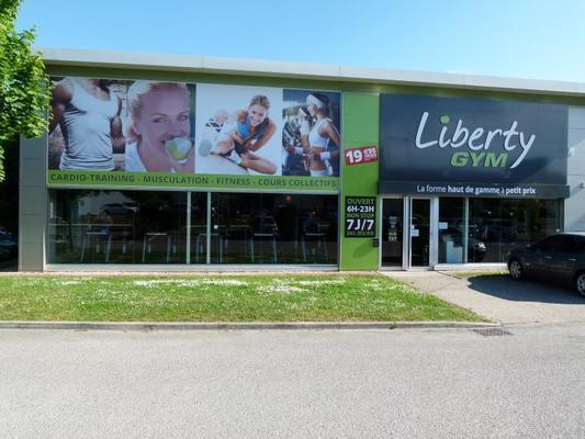 Liberty GYM Quetigny