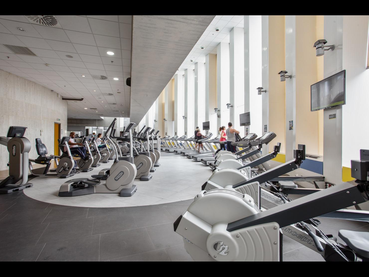 Fitness Park Lyon Part Dieu Tarifs Avis Horaires Offre