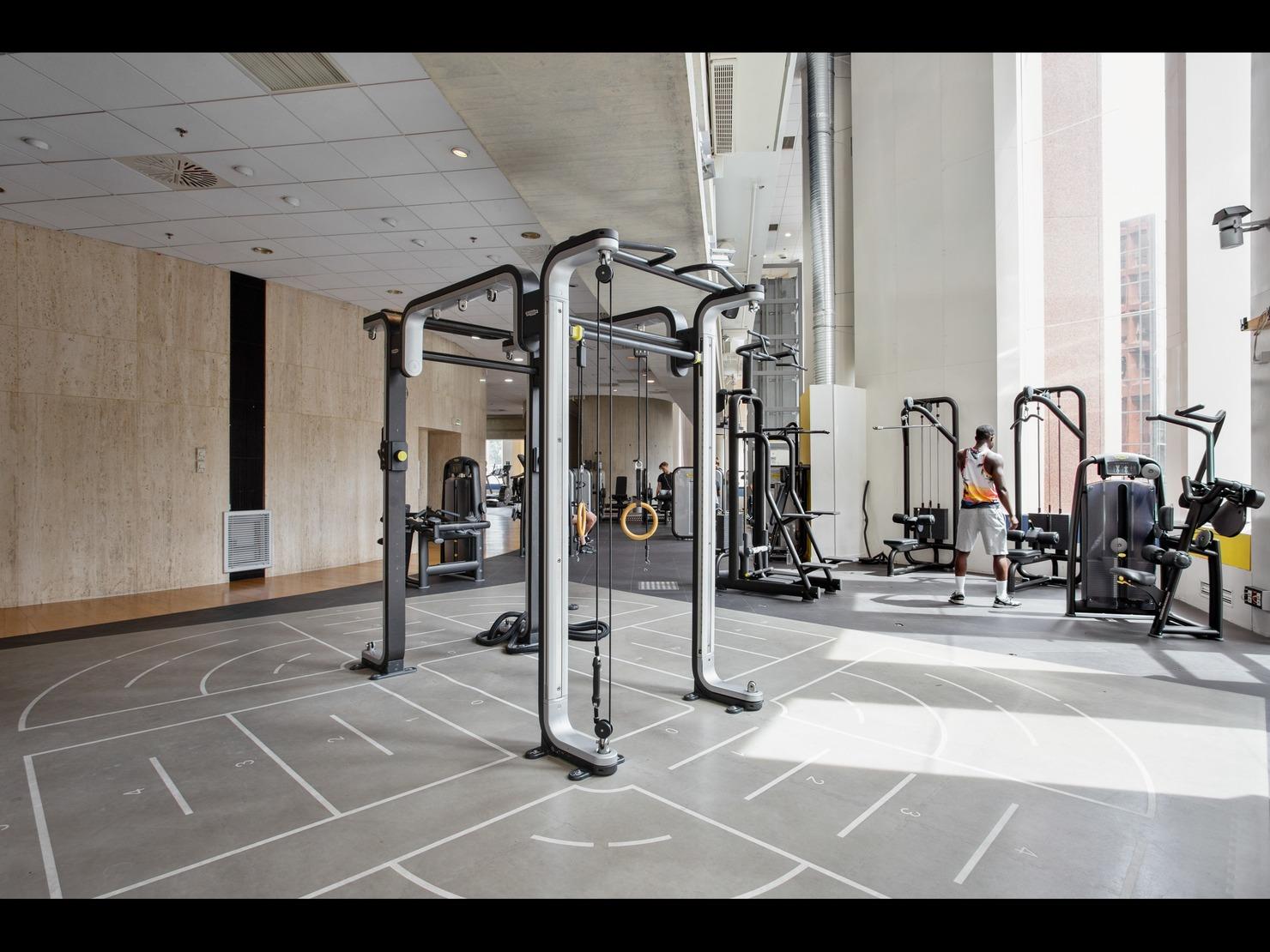 Fitness Park Lyon -  Part-Dieu