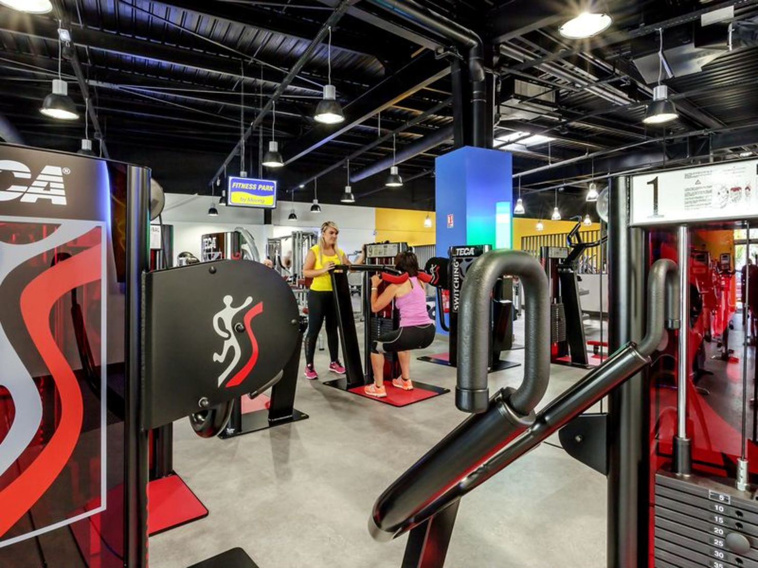 fitness park maurepas pariwest tarifs avis horaires essai gratuit