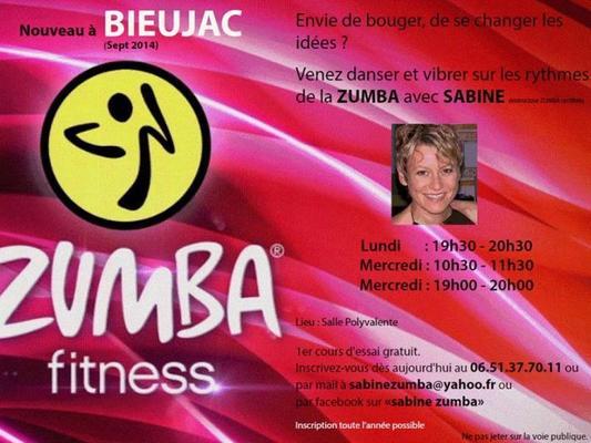 Sabine Zumba