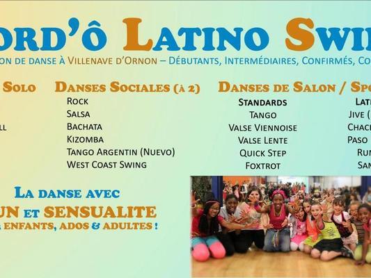 Bord'o Latino Swing