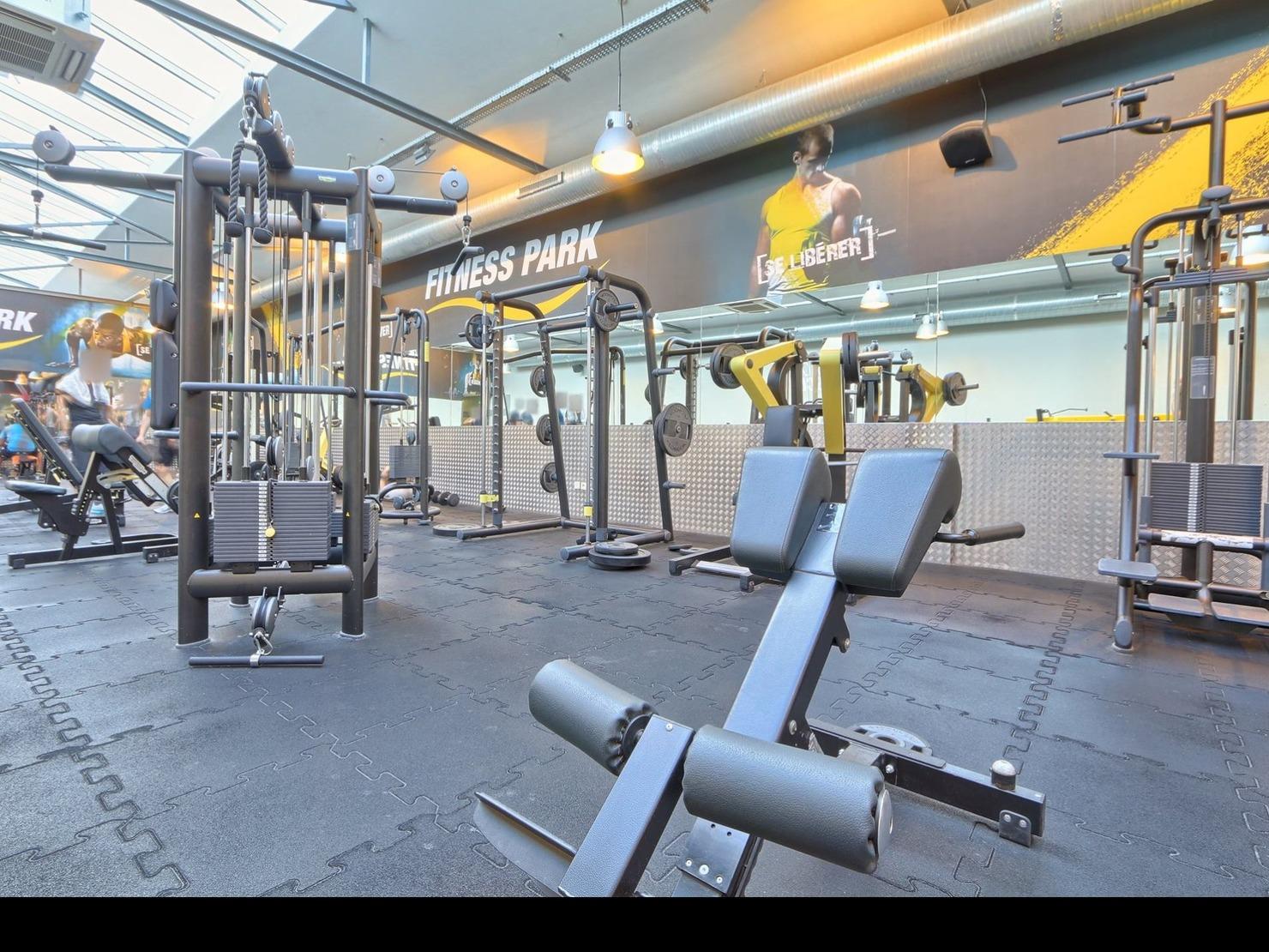 Fitness Park Courbevoie