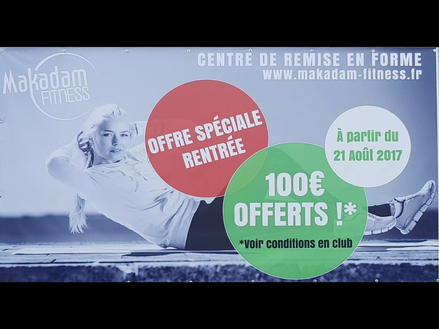 Makadam Fitness Bordeaux