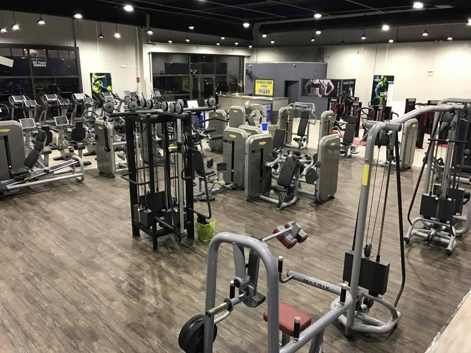 Fitness Park Valence
