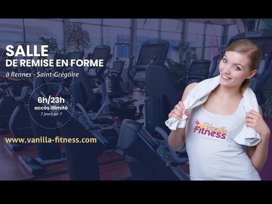 Vanilla Fitness