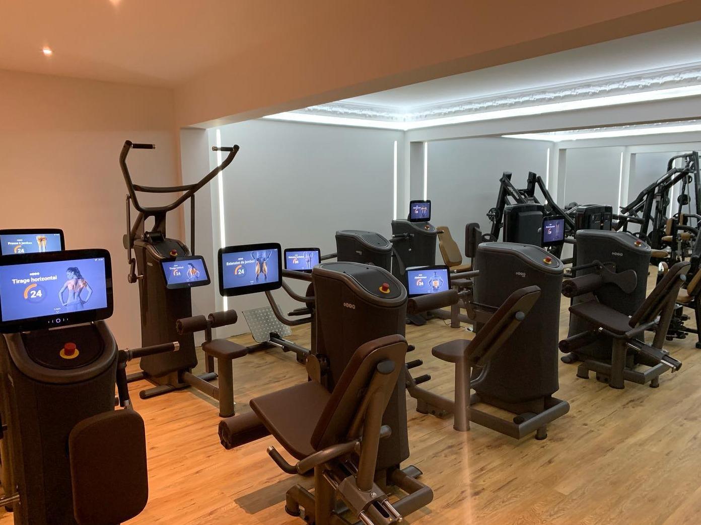 Elevate Premium Fitness Saint-Genès-0