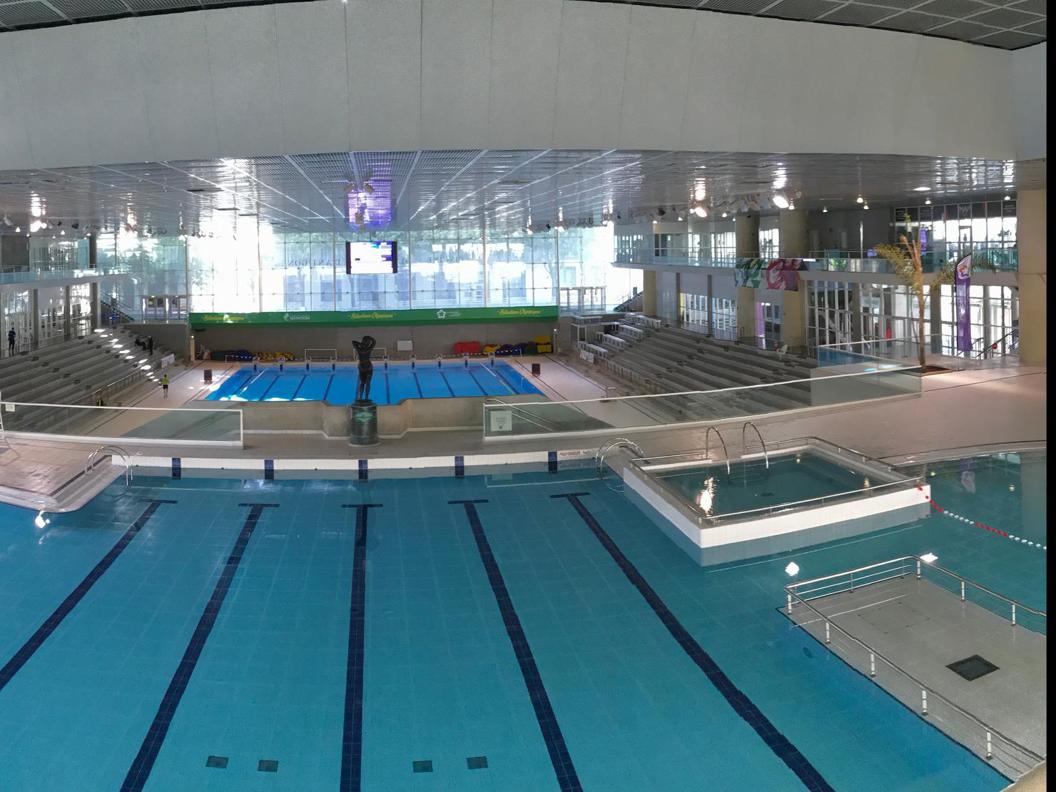 Vit 39 halles club montpellier tarifs avis horaires - Horaire piscine olympique ...