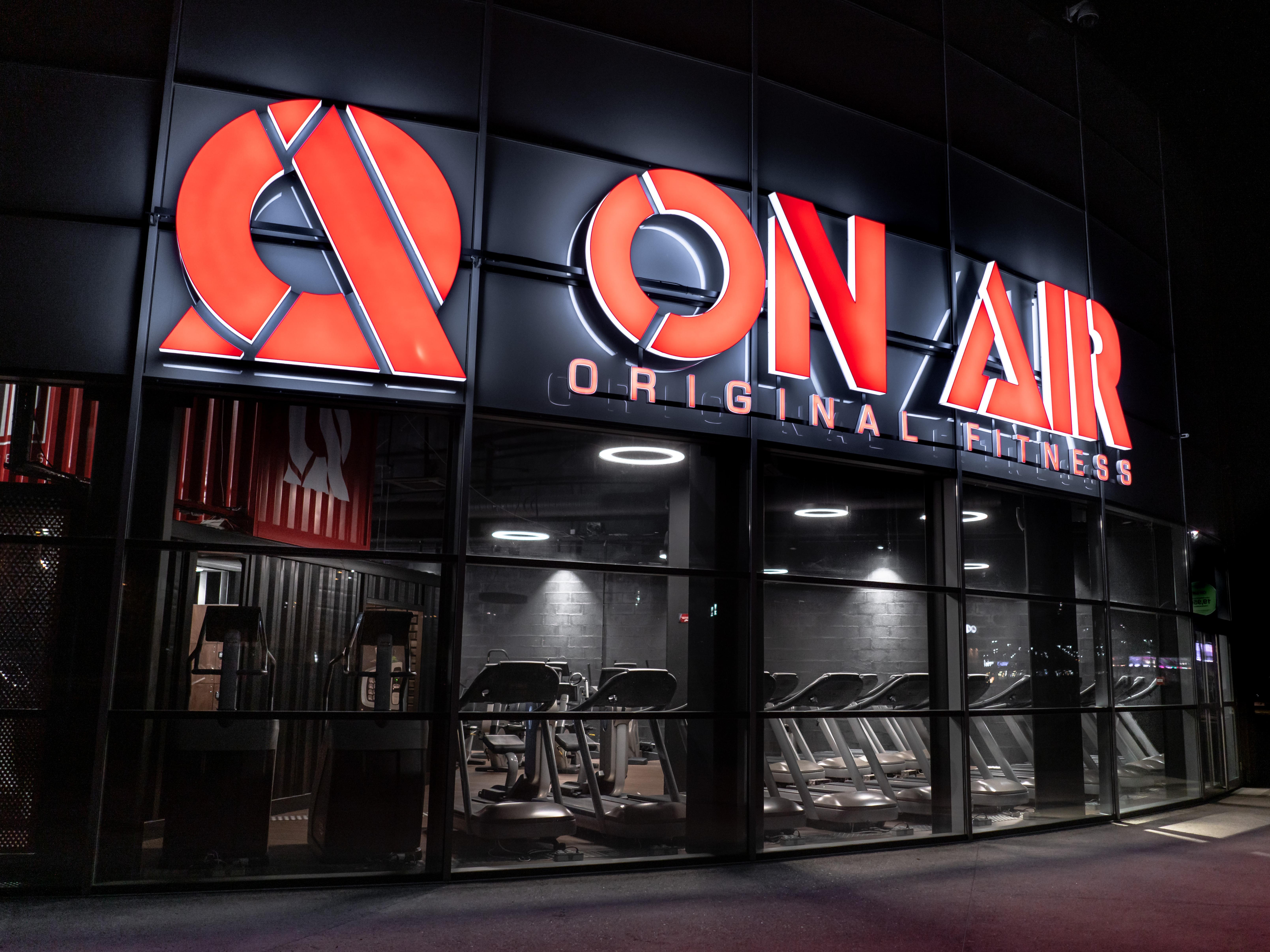 ON AIR Carré Sénart