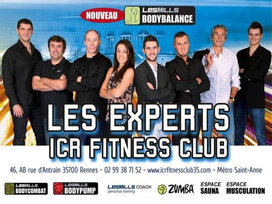 ICR Fitness Club