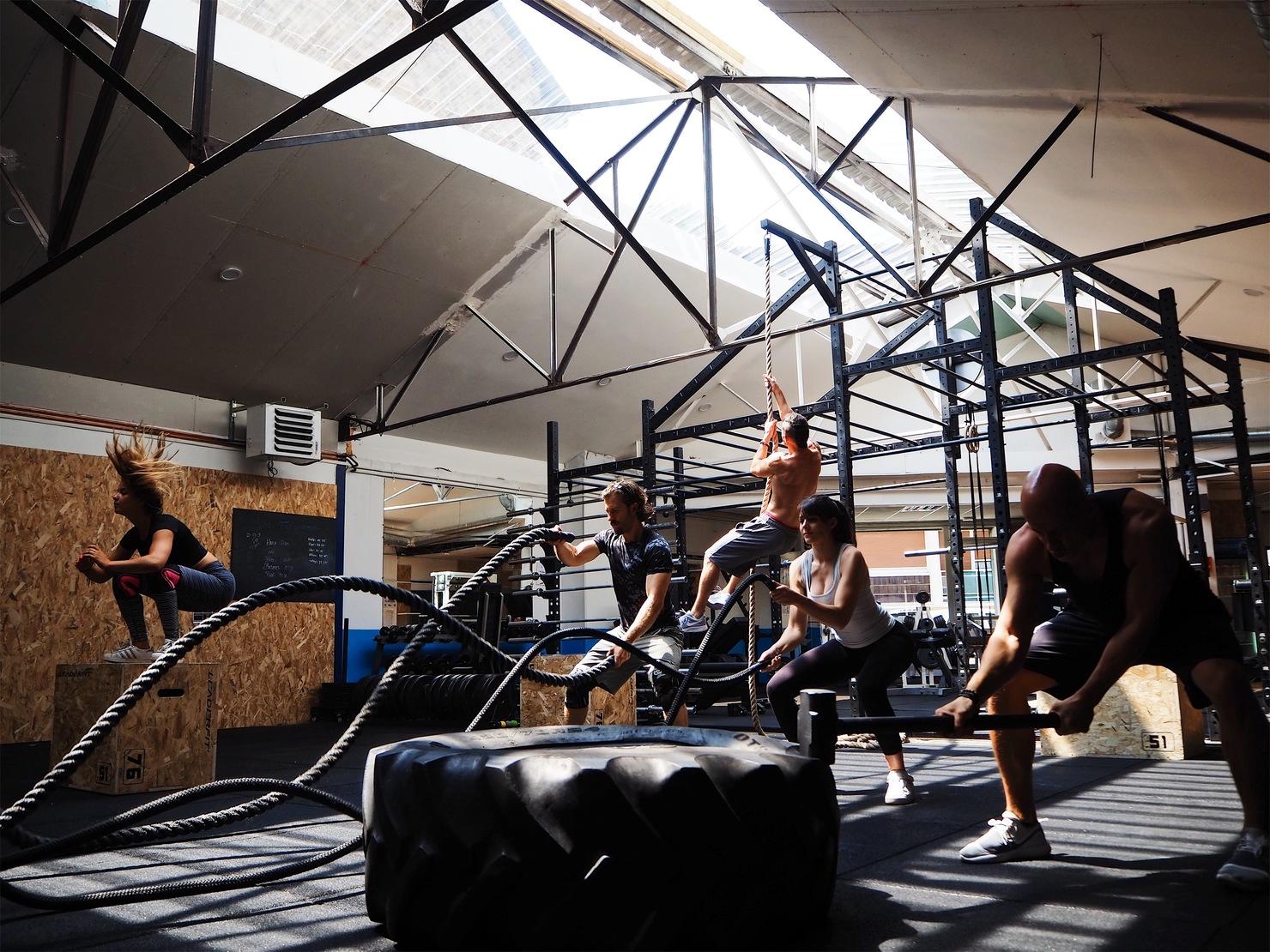 Stay Fit - CrossFit Kaizoku Bourg la Reine