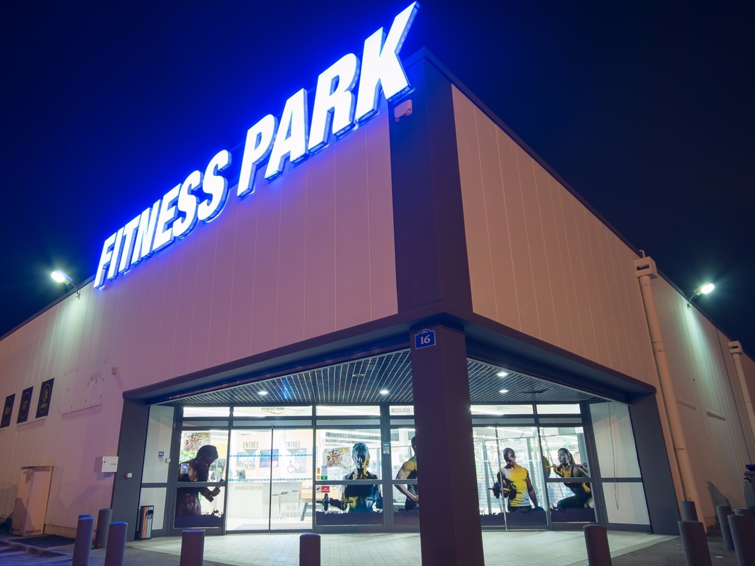 Fitness Park Frouard-0
