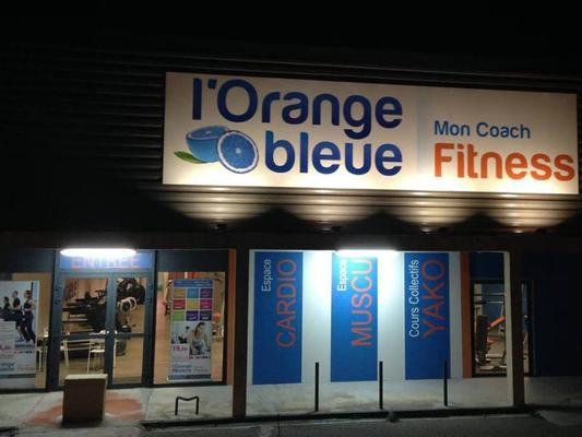 L'Orange Bleue Vitrolles