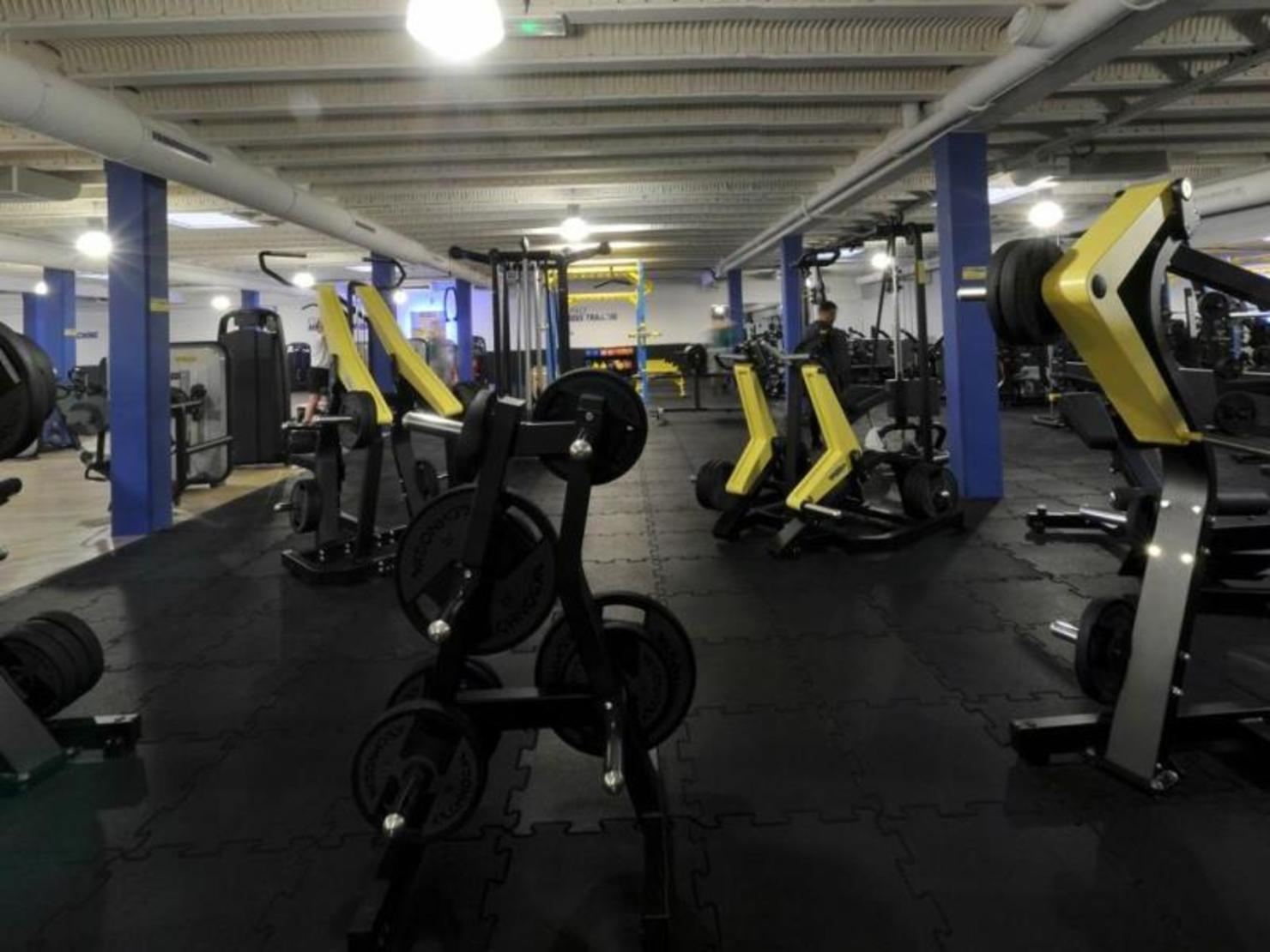 fitness park bagneux