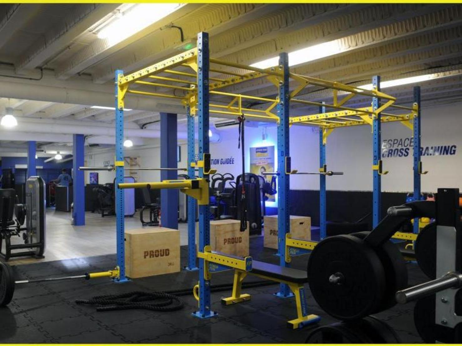 Fitness Park Bagneux