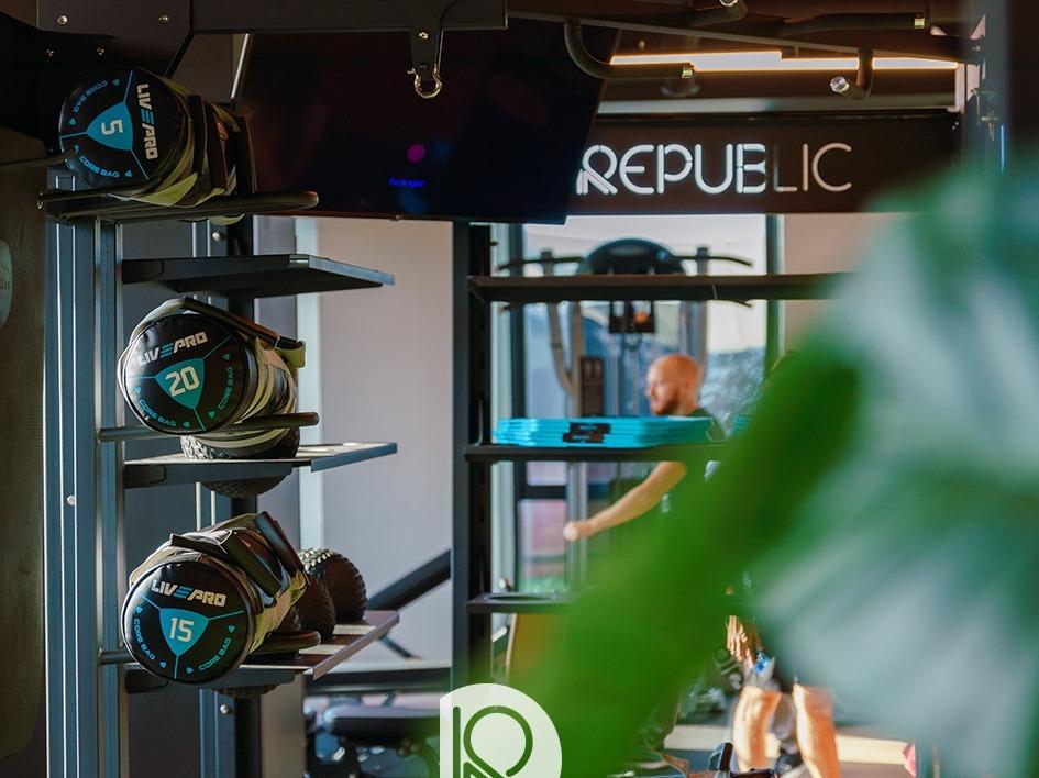 Republic Fitness Grasse