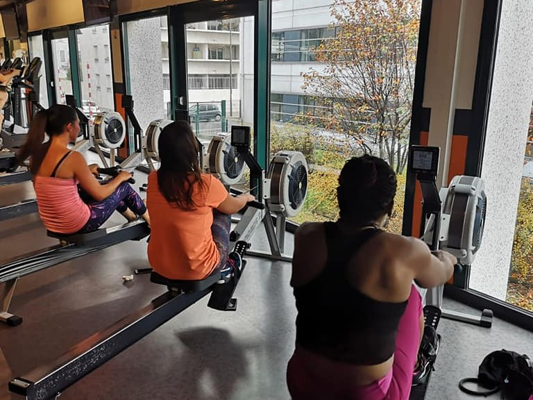 L'Appart Fitness Lyon Tête d'Or