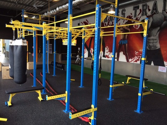 Fitness Park Claye Souilly