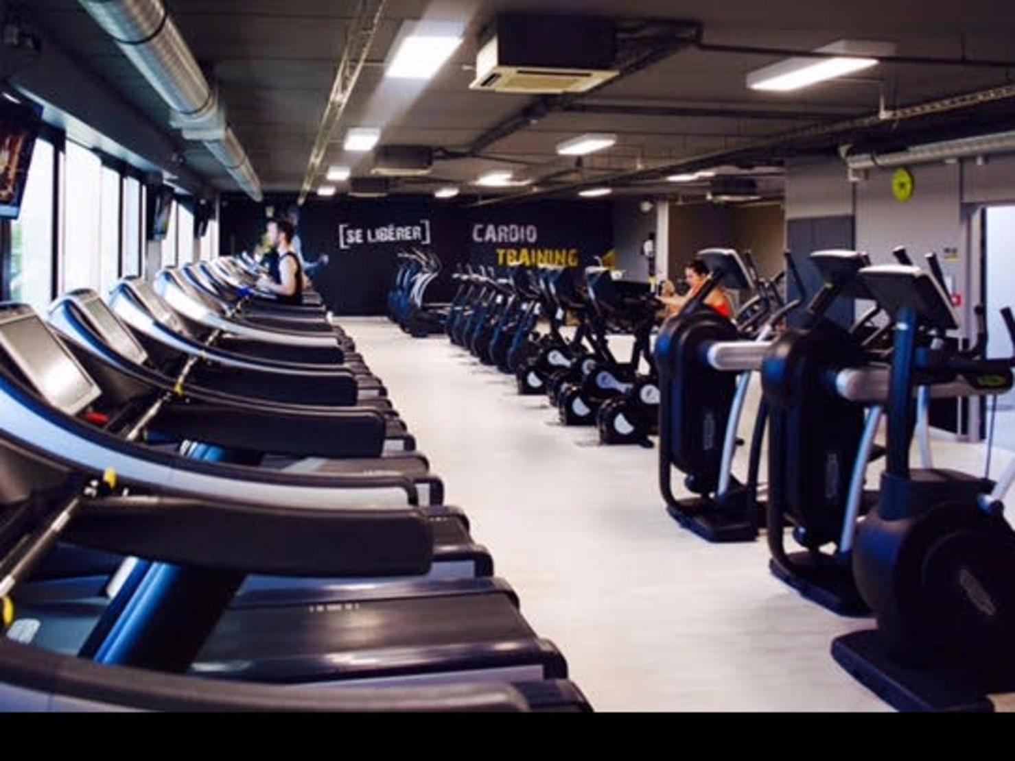 Fitness park bonneuil bonneuil sur marne tarifs avis horaires offre d couverte - Garage bonneuil sur marne ...