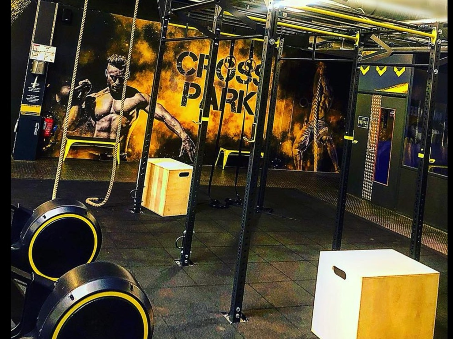 Fitness Park Les Ulis-0