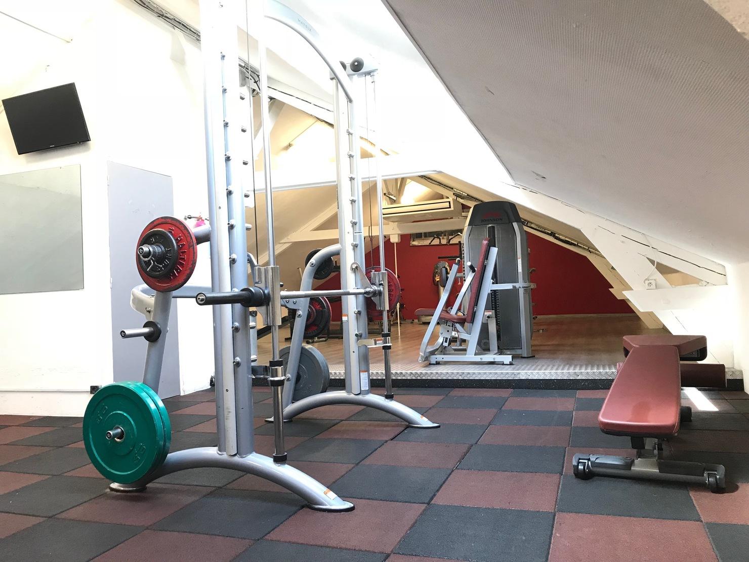 Fitness Forme Etampes-0