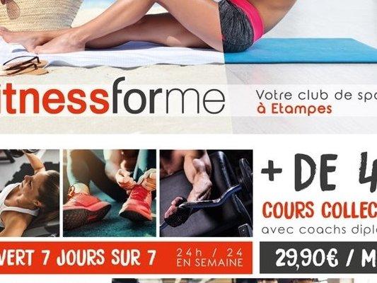 Fitness Forme Etampes